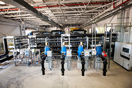 Awtf Advanced Water Treatment Facility Fountain Hills