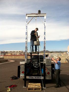 Crane lift operations