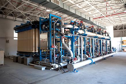 Plant Facility machinery