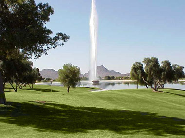 Fountain Park in Fountain Hills, AZ